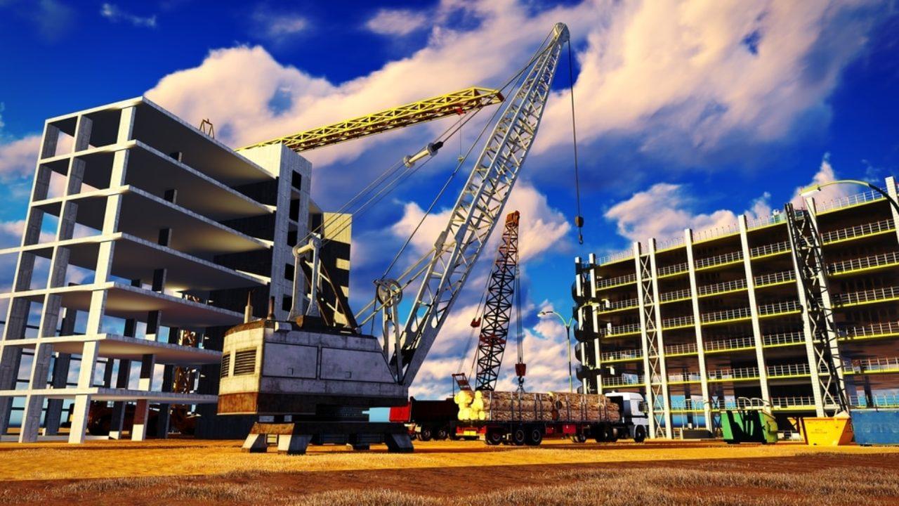 Elementos para la edificación y elevación de cargas