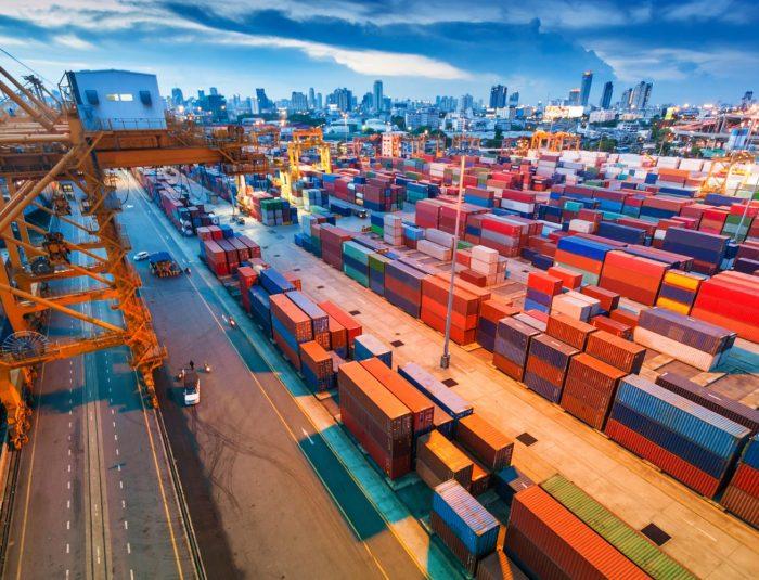 Empresa de importación y exportación
