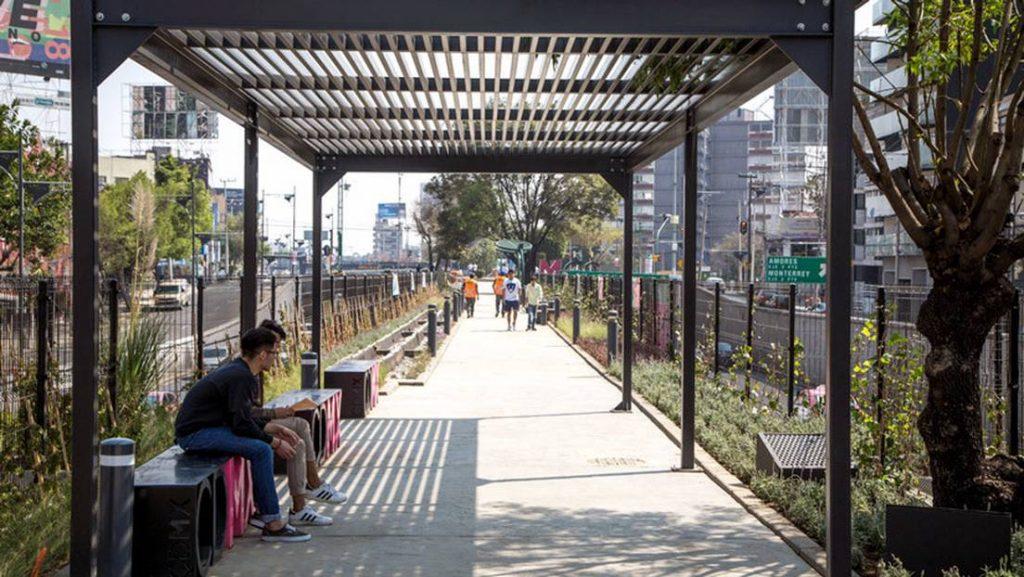Espacios verdess en metrópolis