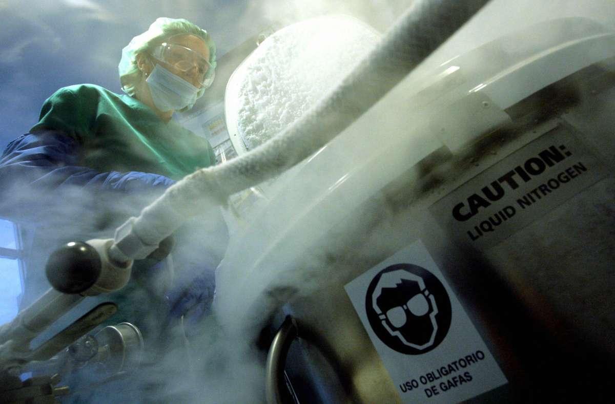 gas industrial Nitrógeno