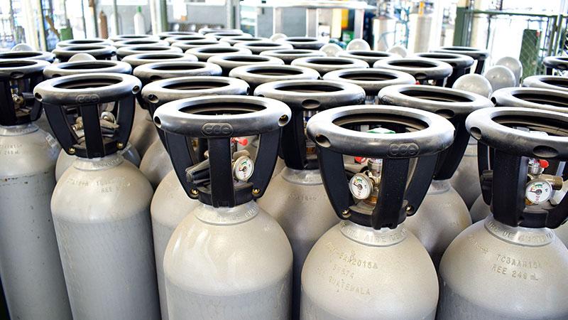 Cómo se utilizan los gases a nuestro alrededor